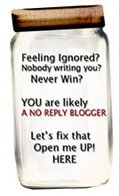 NO reply Blogger....REMEDY!