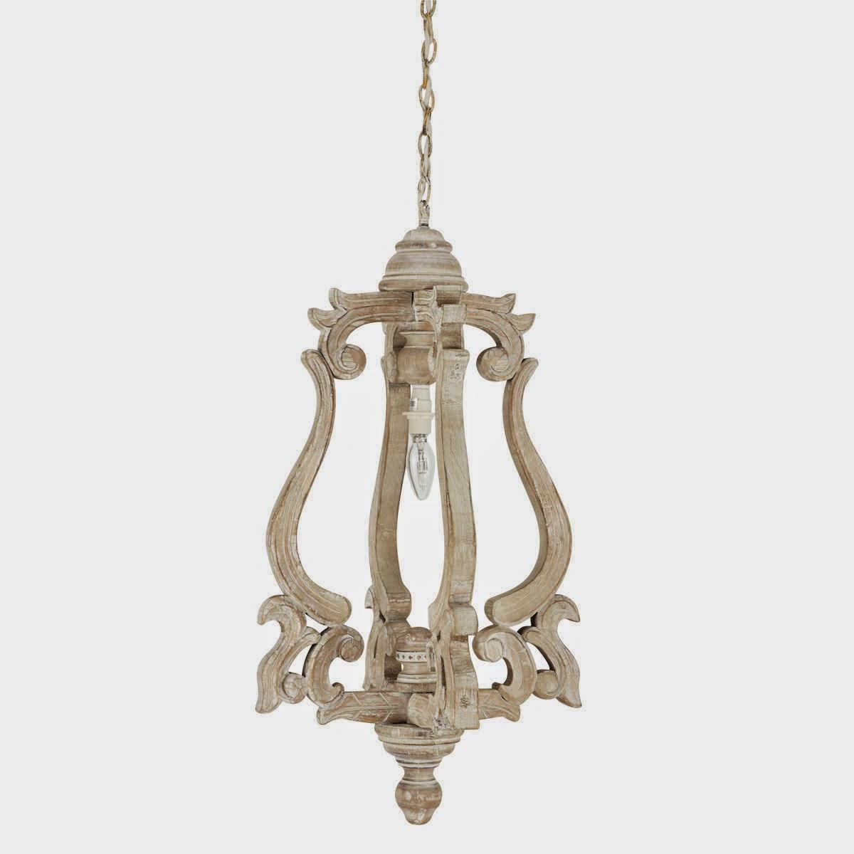 Inspiration shabby lampadari provenzali for Maison du monde lampadario