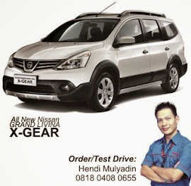 ALL NEW GRAND LIVINA X-GEAR