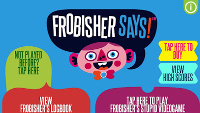 Frobisher Says! (PS Vita)