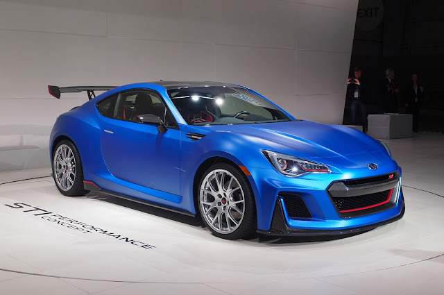 2016 Subaru BRZ Specs, Price, Review