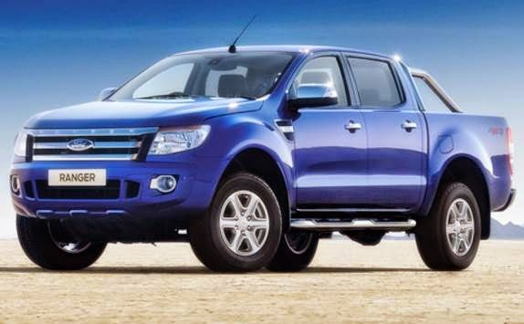Ford Ranger XLT 2014 Review