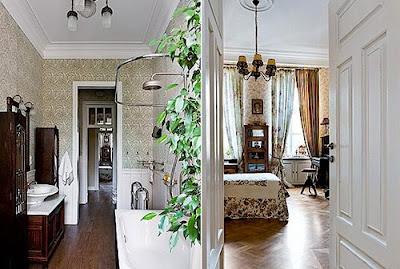 Desain Interior Rumah Mungil Yang Sempit Minimalis