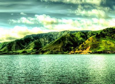 Pulau Samosir - Ada 5 Pulau di Sekitar Danau Toba