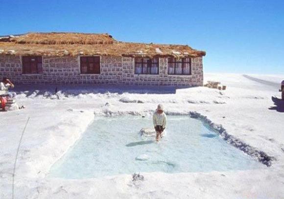 فندق الملح في بوليفيا 11