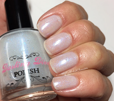 Darling Diva Polish The Force Collection; Help Me Obi-Wan, You're My Only Hope!