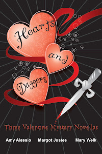 Hearts &amp; Daggers by Margot Justes, Amy Alessio &amp; Mary Welk