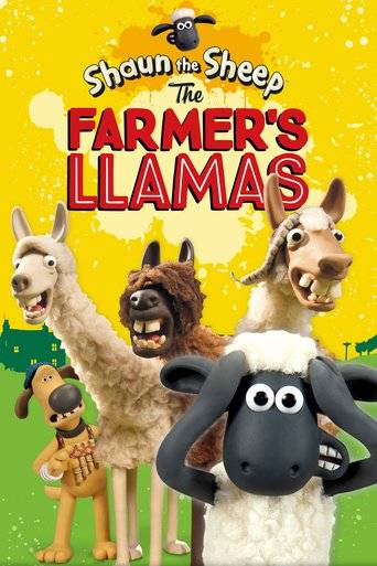 Shaun the Sheep: The Farmer's Llamas (2015) tainies online oipeirates