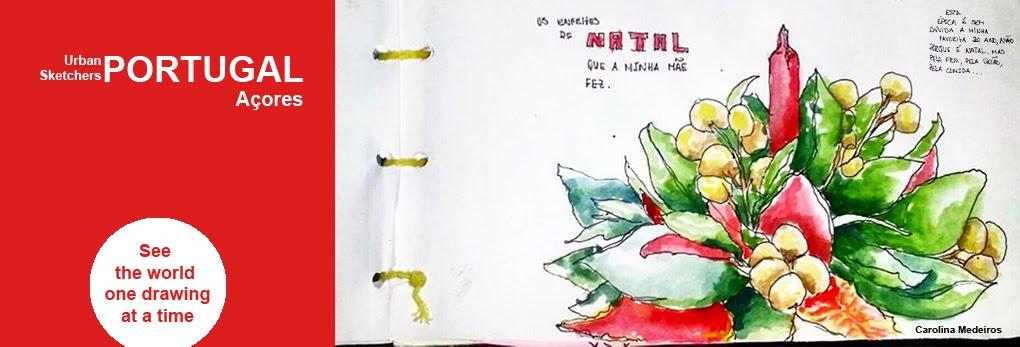 Urban Sketchers Portugal Açores