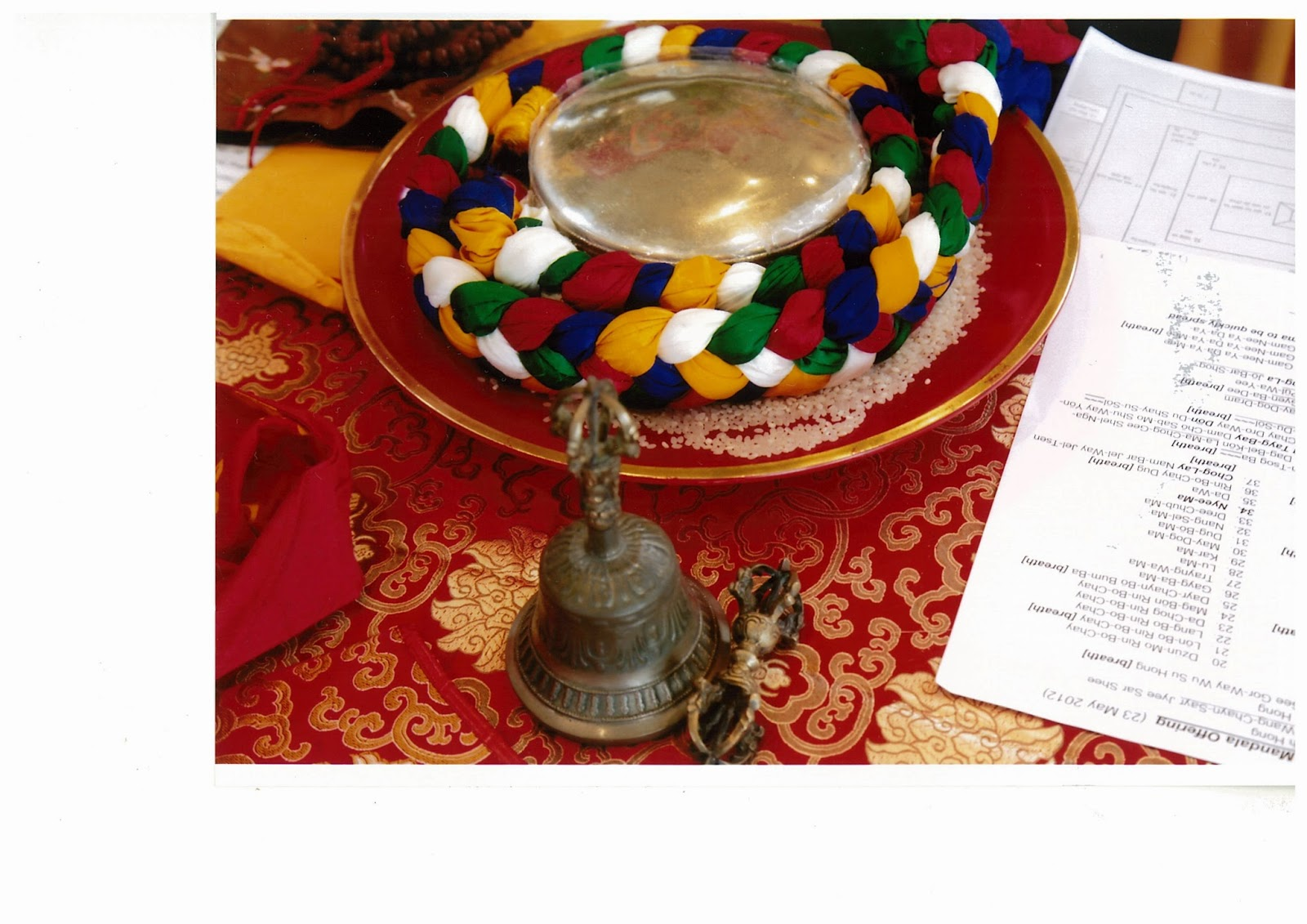 Shang Rinpoche Dharma