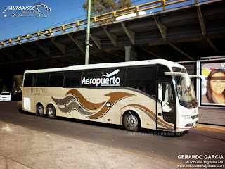 Buses in Mexico - Gallery March 2014