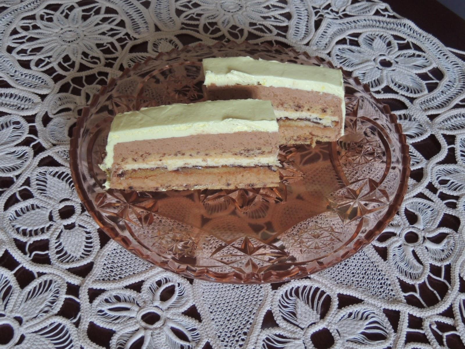 Jaffa torta sa orasima