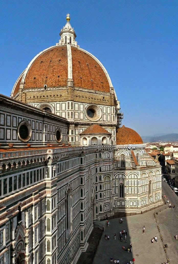 The Florence Cathedral, Italy