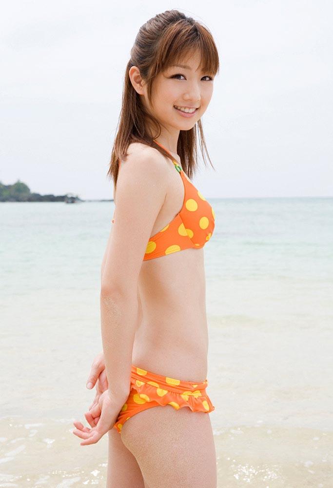 yuko ogura pretty japanese teens bikini 01