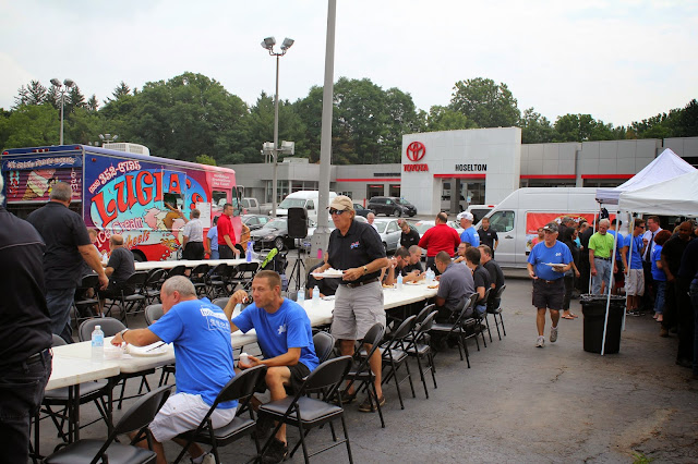 Cookout at Hoselton Auto Mall's Annual Sundae Fun Day Employee Picnic!