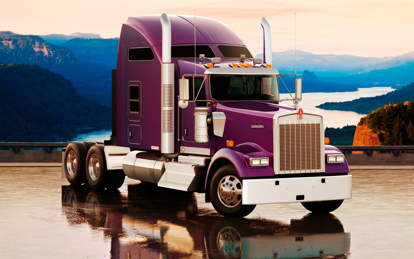 High Definition Truck Wallpapers Image to Wallpaper