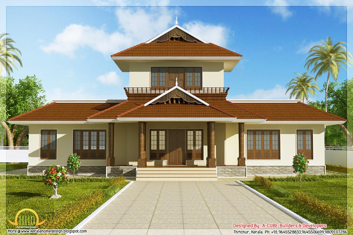 images for kerala house front elevation models house front el