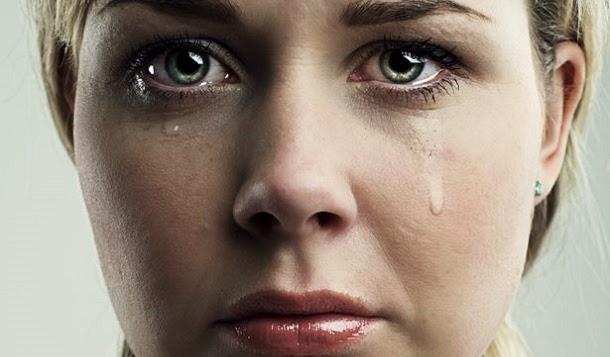 Chorar faz bem para a saúde e alivia a dor