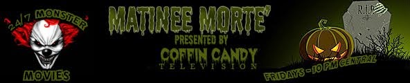 COFFIN CANDY TV