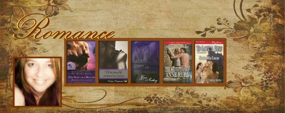 Samantha Lucas Romance Novels