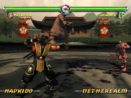 Mortal Kombat 5 Deadly Alliance