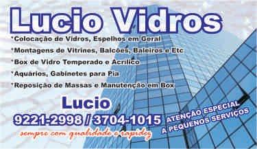 Lucio vidros