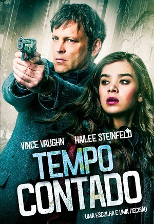 Tempo Contado BluRay Filmes Torrent Download capa
