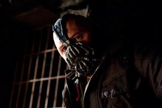 Bane interpreta al villano de esta nueva entrega de Batman