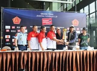 Jumpa Pers Panglima TNI terkait Final Piala Jenderal Sudirman Cup
