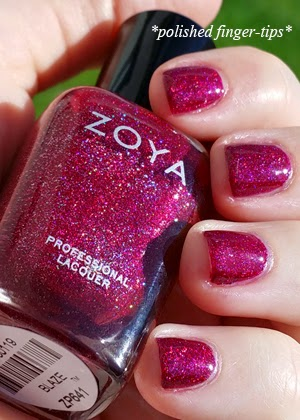 Zoya Blaze - sun light