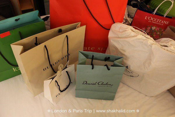 premium beautiful things bought at bicester village