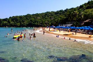 Isla de la Roqueta, Acapulco - que visitar