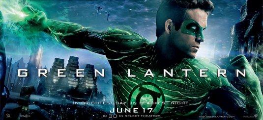 Green Lantern film poster