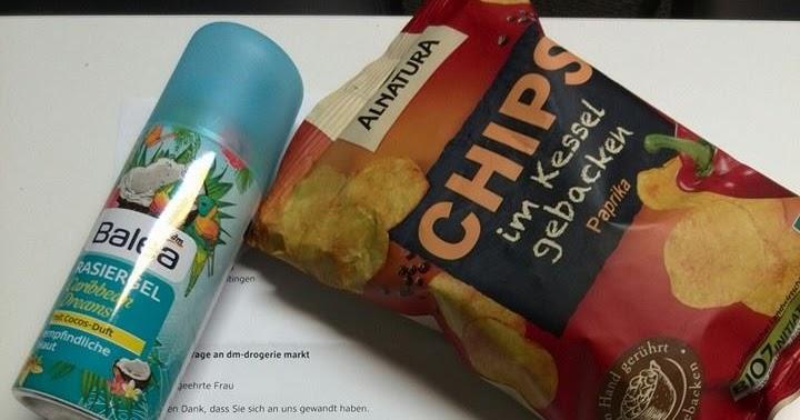 gratis chips proben