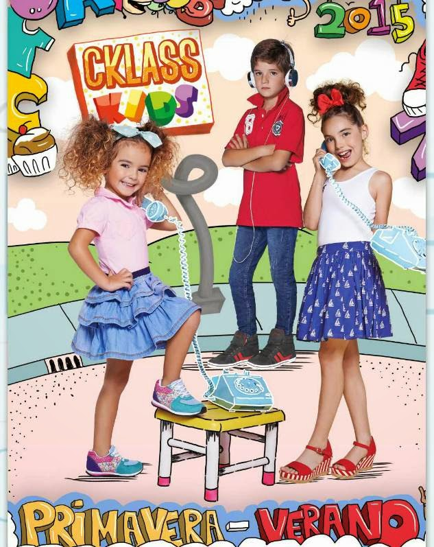 Cklass Kids Primavera Verano 2015