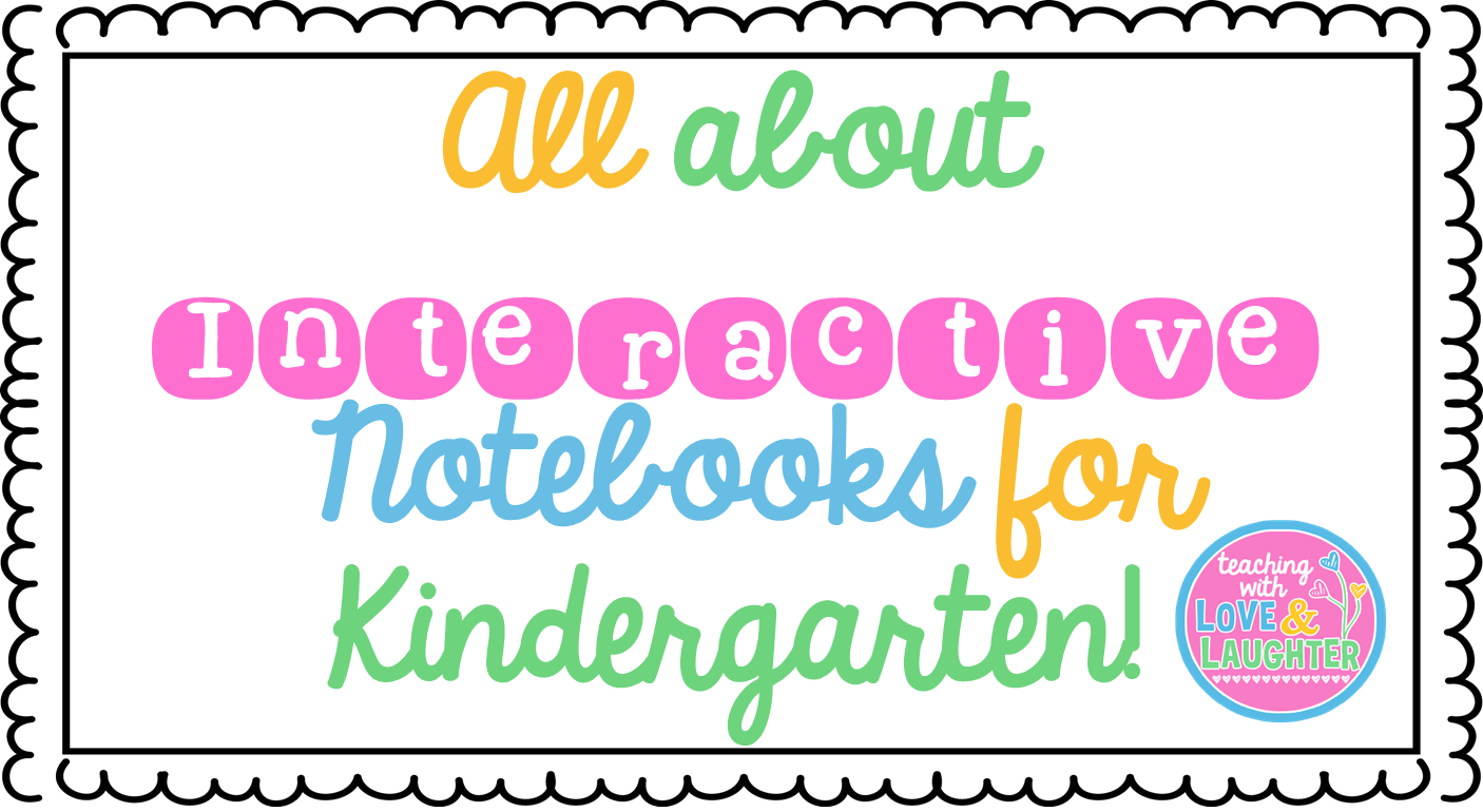 Worksheet Phonics For Kindergarten teaching with love and laughter kindergarten phonics interactive as mentioned in my last blog post i will be using notebooks when school begins because tried it out towards th