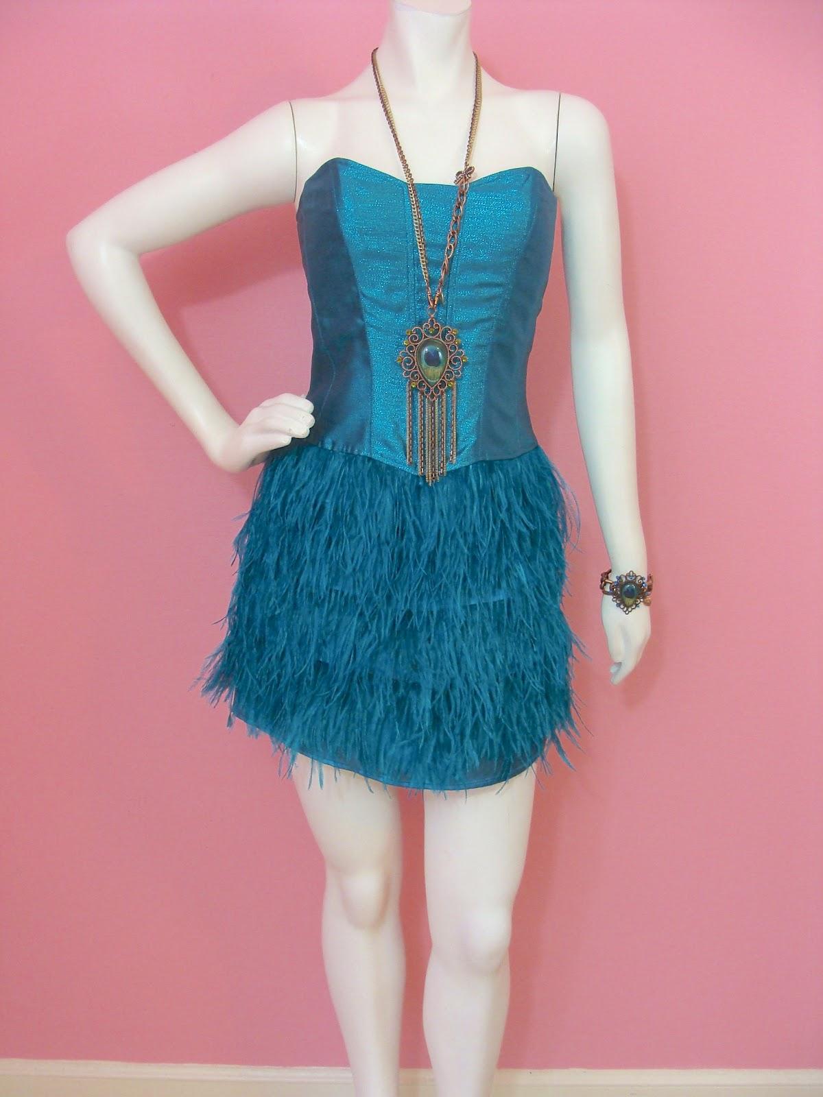 Sunny Beach Couture Fashion Blog: Betsey Johnson KAWAII STRAPLESS ...