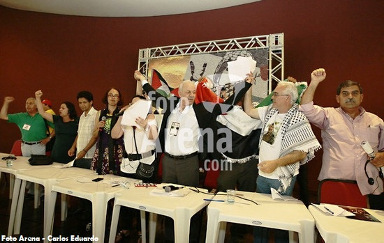 Assembléia - Fórum Social Mundial Palestina Livre