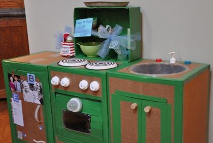 Karmuca y cuquino cocinar en una caja - Cajas para cocina ...
