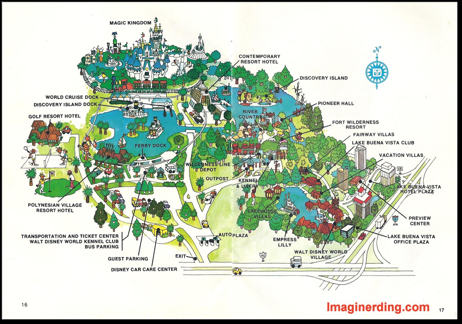 Imaginerding Disney books history links and more June 2011