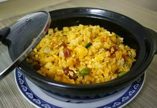 Mixture Fried Rice - Cơm Chiên Thập Cẩm
