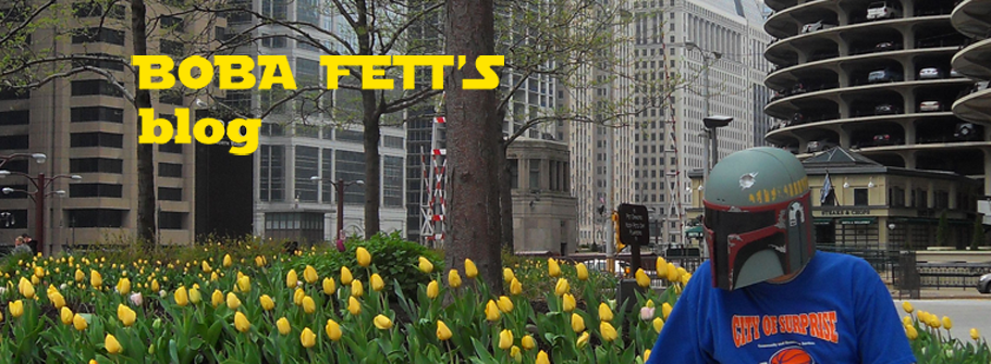 Boba Fett's Blog