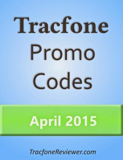 tracfone promo code april 2015
