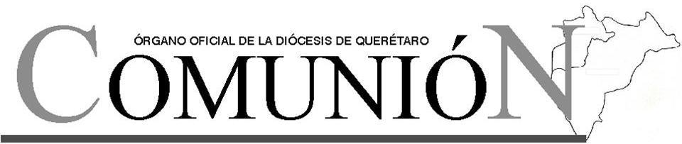 Comunión, Diócesis de Querétaro