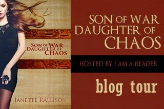 Son of War Blog Tour