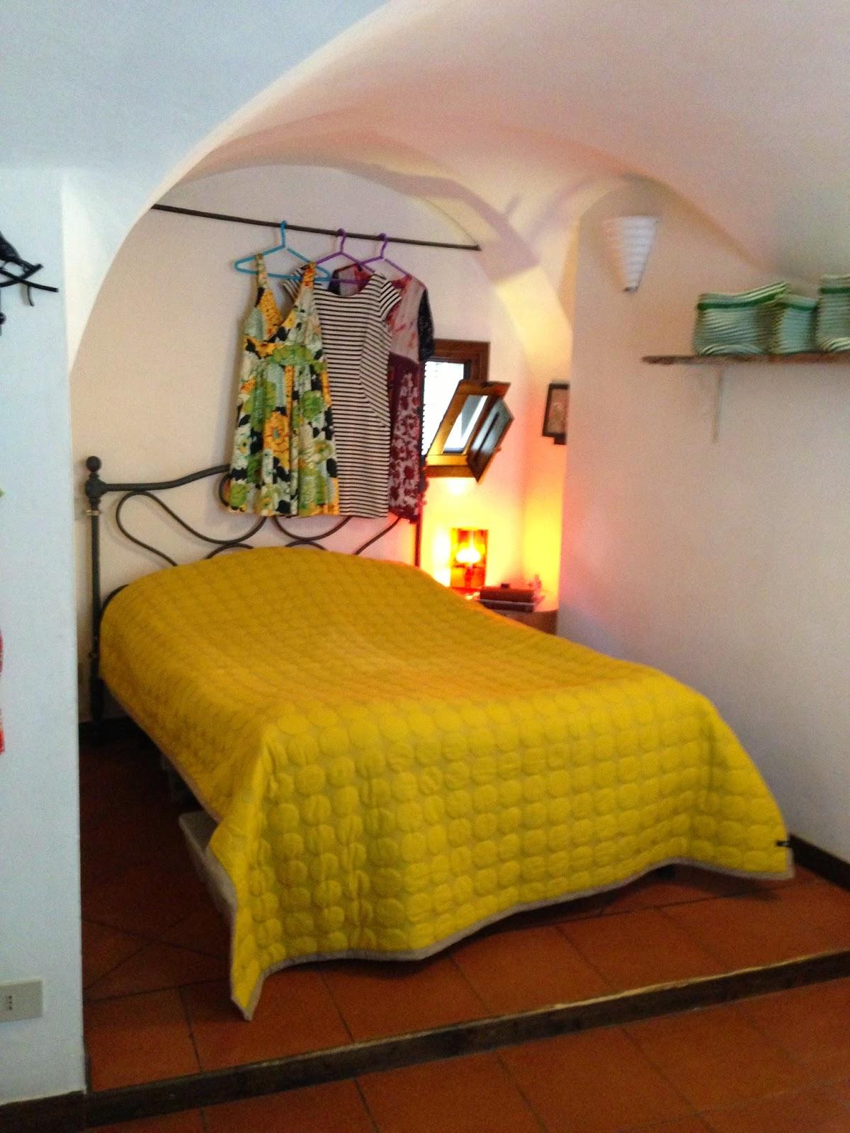 Lejlighed i Pigna, Italien: Lejligheden