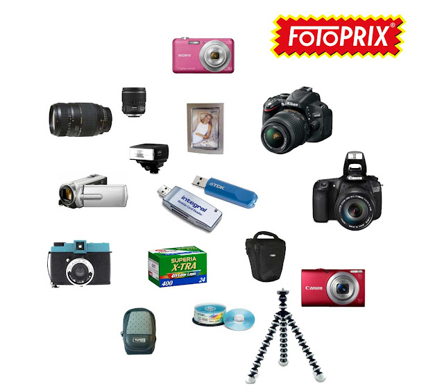 Productos Fotoprix Thader