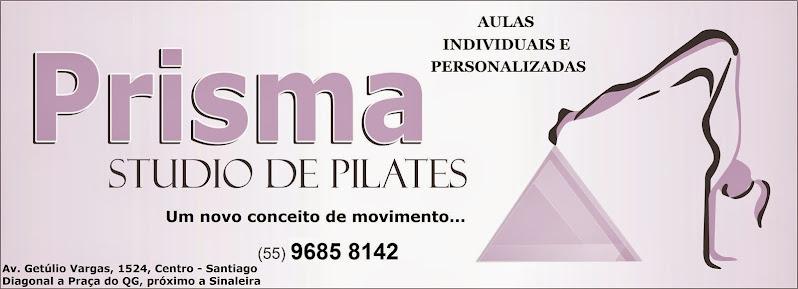 Estúdio de Pilates em Santiago!