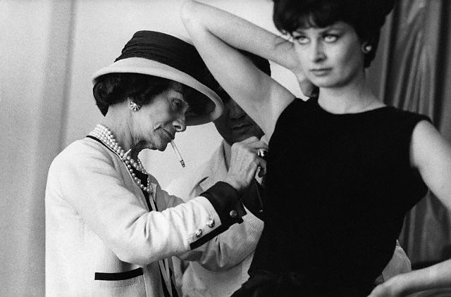 Designed by...: Gabrielle 'Coco' Chanel - Fashion Icon