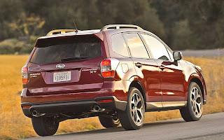 2014 Subaru Forester Review